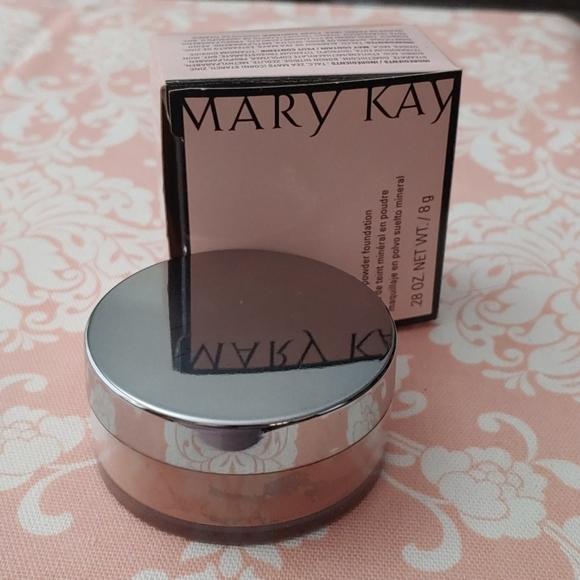 Mary Kay mineral powder foundation bronze 1